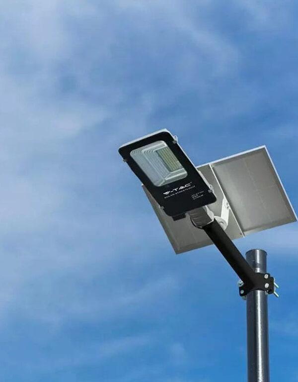 Gasnące latarnie uliczne w nocy – przypadek?